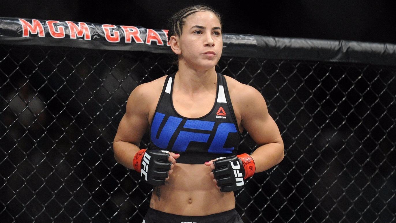 Тиша Торрес в UFC