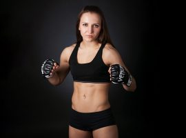 Боец One Championship Алена Рассохина готова еще раз побить Нонг Стамп