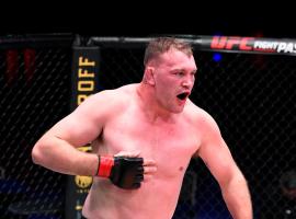 Тяжеловес UFC Джаред Вандераа обещает завтра победить вертушкой