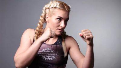 Яна Куницкая вернется в октагон 10 июля