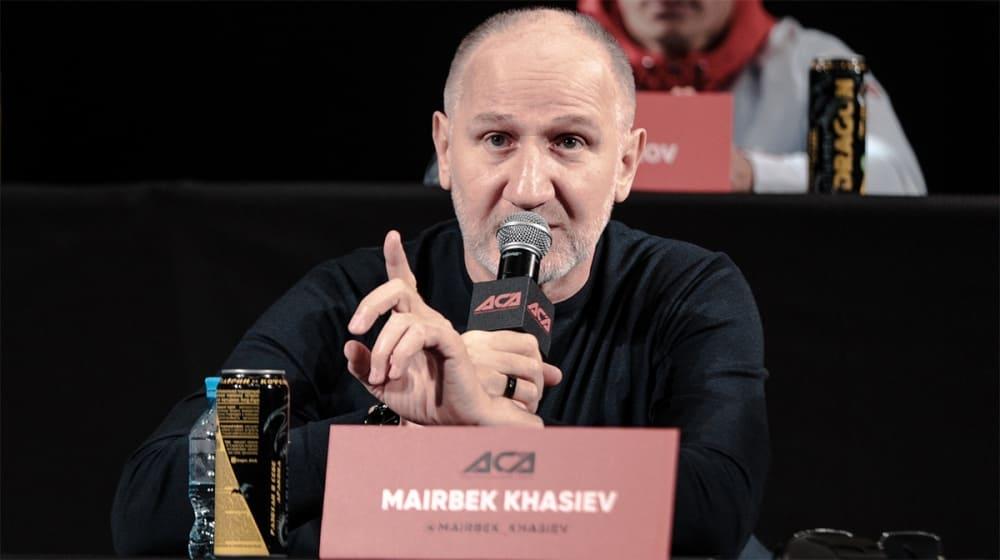 Майрбек Хасиев, лига ACA