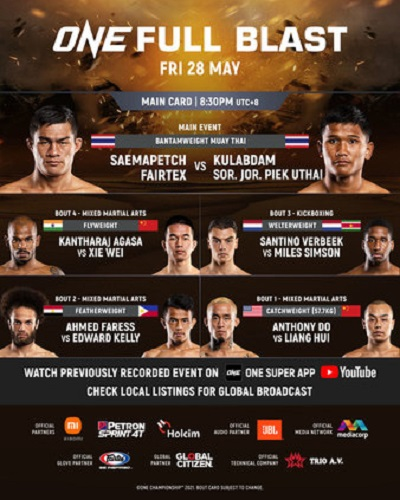 ONE Championship: Фулл бласт