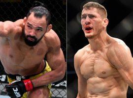 Мишель Перейра и Нико Прайс разделят октагон на UFC 264