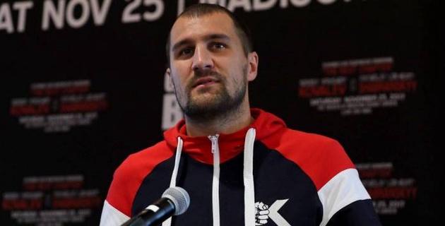 Сергей Ковалев объявил о возобновлении карьеры