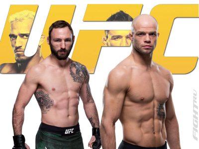 Лэндо Ванната — Майк Гранди. Прогнозы и ставки на бой. UFC 262: Оливейра - Чендлер