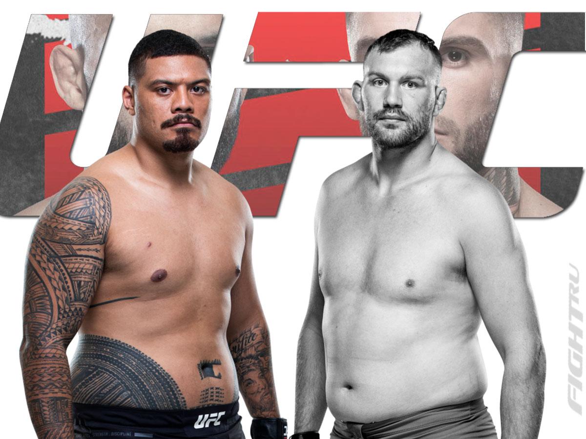 Джастин Тафа — Джаред Вандераа: прогноз и ставка на бой. UFC Fight Night 188: Фонт vs. Гарбрэндт