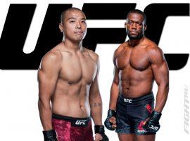 Тафон Нчукви — Юн Ёнг Парк: прогноз и ставка на бой UFC on ESPN 24