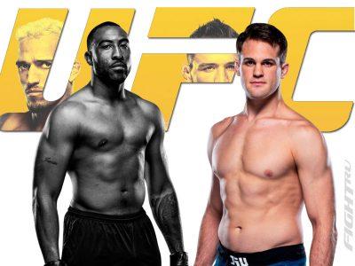 UFC 262 Джейми Пикетт — Джордан Райт. Прогноз и ставка на бой