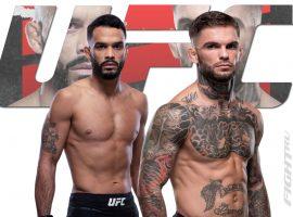 UFC Fight Night 188: Роб Фонт — Коди Гарбрандт. Прогноз и ставка на бой
