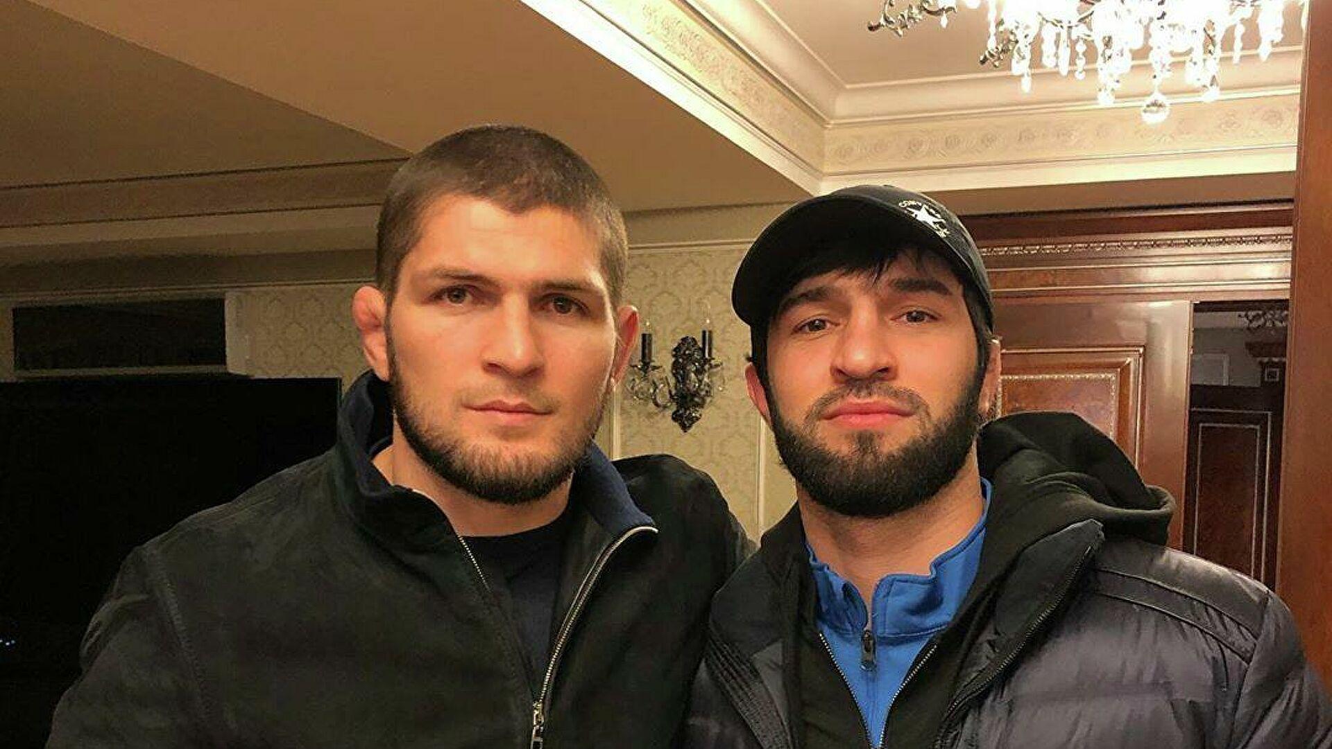 Зубайра Тухугов высказался о конфликте между Кадыровым и Хабибом