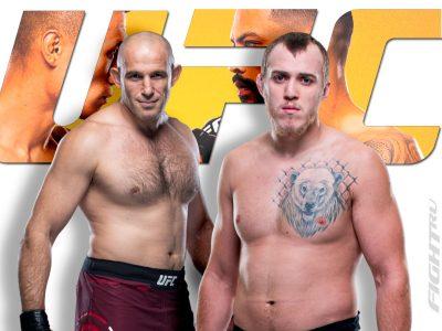 Алексей Олейник — Сергей Спивак прогноз и ставка на бой UFC on ESPN 25 Корейский Зомби - Иге