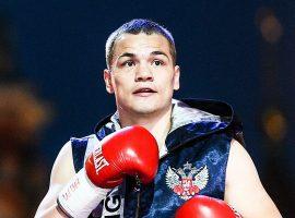 Федор Чудинов защитил чемпионский титул по версии WBA Gold