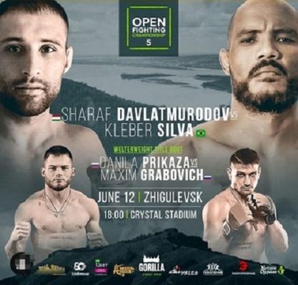 Open Fighting Championship 5