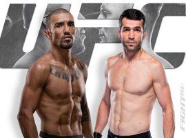 Раони Барселос — Тимур Валиев: прогноз и ставка на бой UFC Fight Night 190