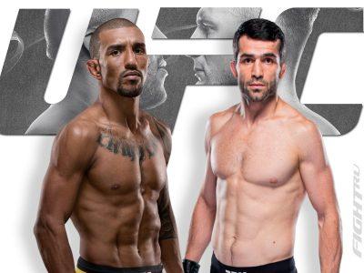Раони Барселос — Тимур Валиев прогноз и ставка на бой UFC Fight Night 190