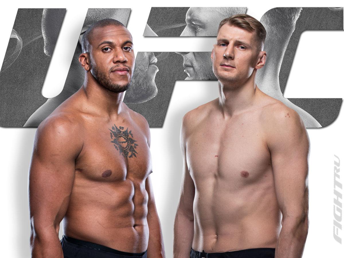 Сирил Ган — Александр Волков: прогноз и ставка на главный бой UFC Fight Night 190
