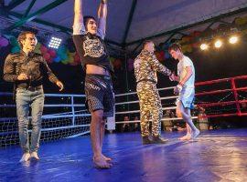 Ниджат Имавов одержал очередную победу сабмишеном